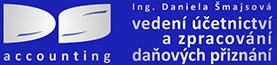 Ing.Daniela Šmajsová - vedení účetnictví a zpracování daňových přiznání